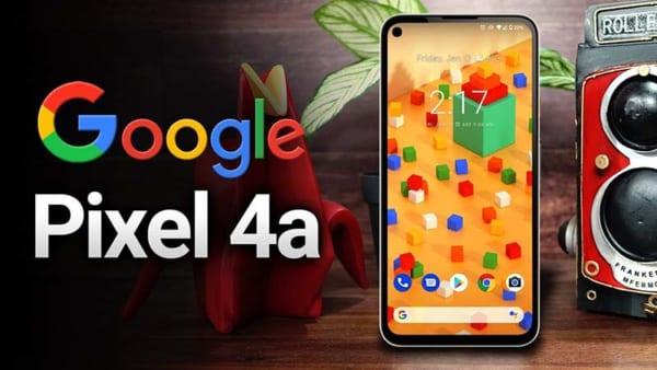 Đánh Giá Điện Thoại Google Pixel 4A