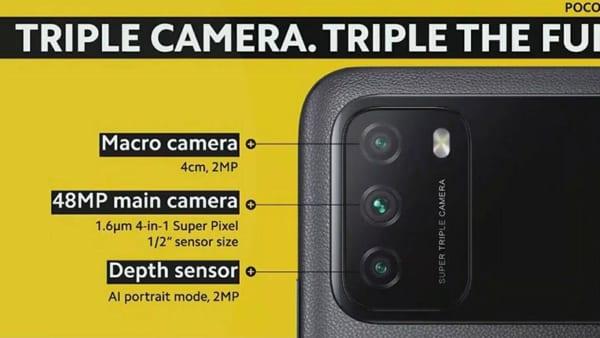Cụm 3 Camera Điểm Nhấn Ấn Tượng