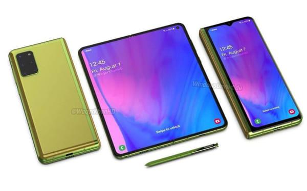 Galaxy Z Fold 3 sẽ chính thức là dấu chấm hết cho dòng Samsung Galaxy Note
