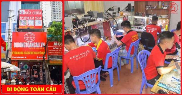 Tuyển nhân viên sửa chữa điện thoại tại Hà Nội