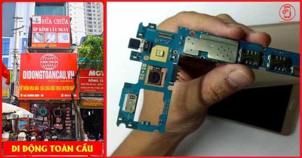 Học sửa phần cứng điện thoại Samsung, LG, XIAOMI, LG, REALME, OPPO