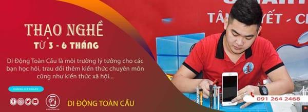 Vừa học vừa làm sửa chữa điện thoại tại Hà Nội