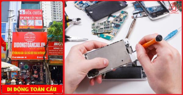 học nghề sửa chữa điện thoại tại quảng ninh 10